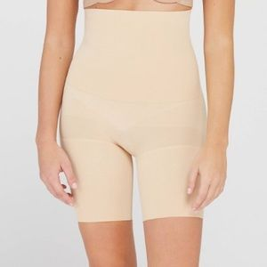 ASSETS by SPANX High-Waist Mid-Thigh Shaper